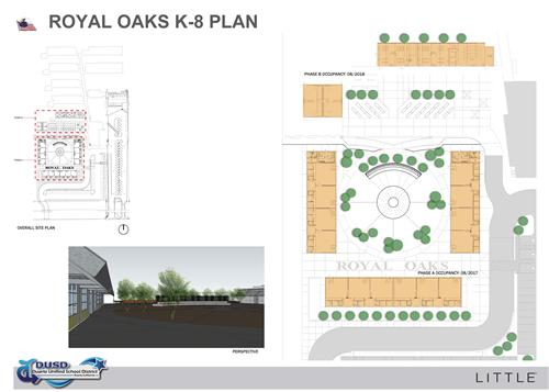 Royal Oaks Plan