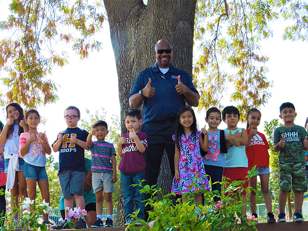 Dr. Gordon Amerson Brings His Vision To San Gabriel Valley Schools