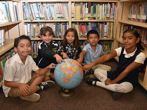 Making Global Connections at Maxwell Academy