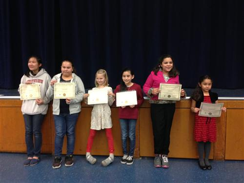 PTA Art Winners