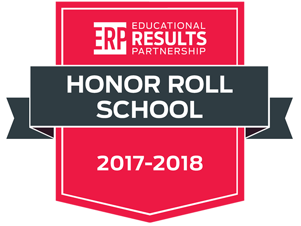 Royal Oaks STEAM Academy Named Educational Results Partnership Honor Roll School