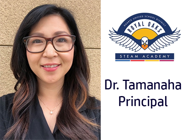 Dr. Esther Tamanaha Selected as New Principal of Royal Oaks STEAM Academy