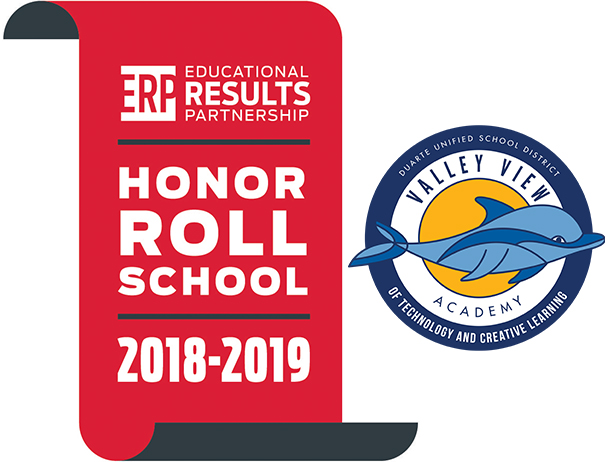 Valley View Recognized for High Achievement in Student Success by a National Campaign of Business and Education Leaders